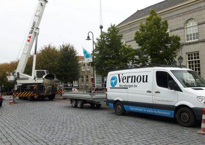 Gemeente Geertruidenberg trots op nieuwe markt